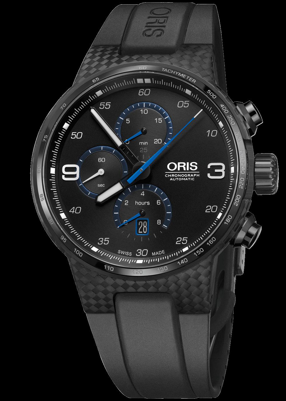 Oris Williams Chronograph Carbon Fibre Extreme