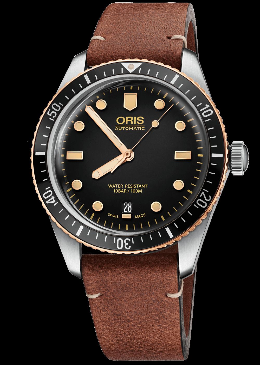 Oris Divers Sixty
