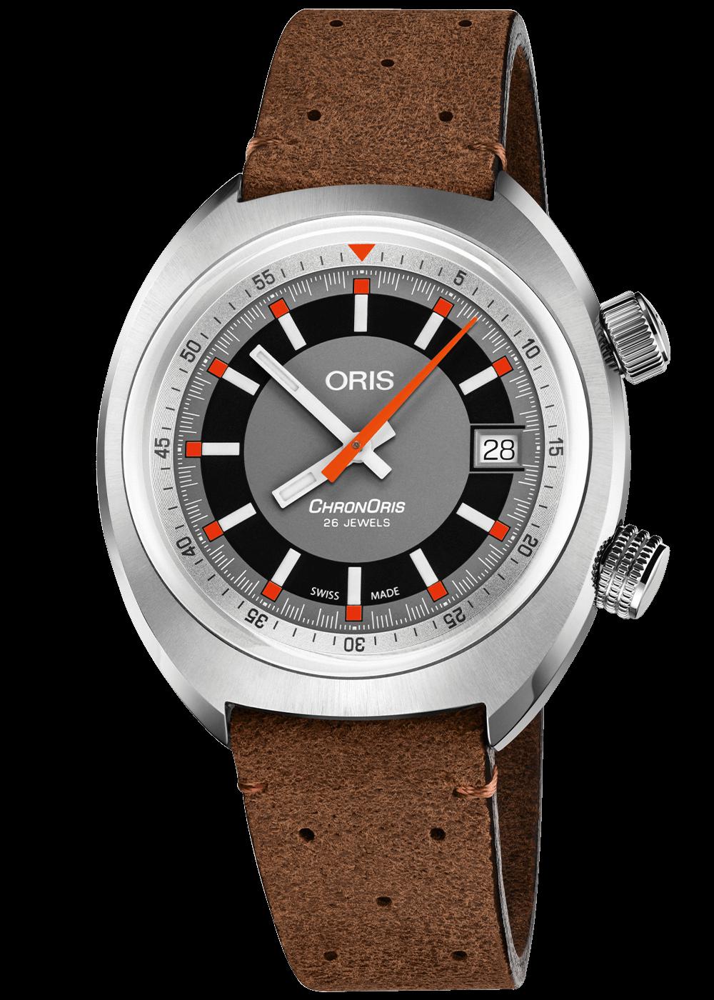 Oris Chronoris Date