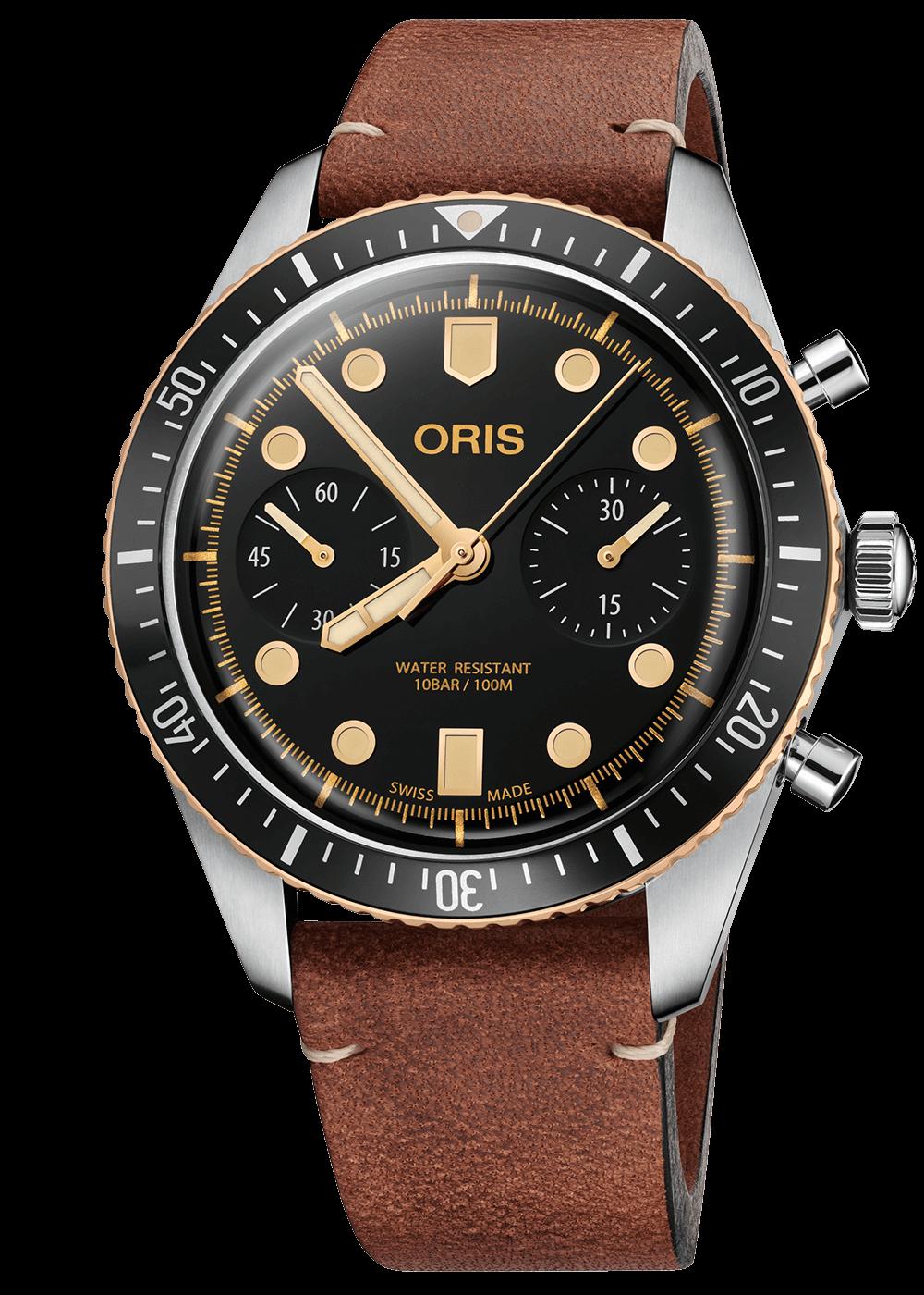 Oris Diver Sixty-Five Chronograph Galli Zürich