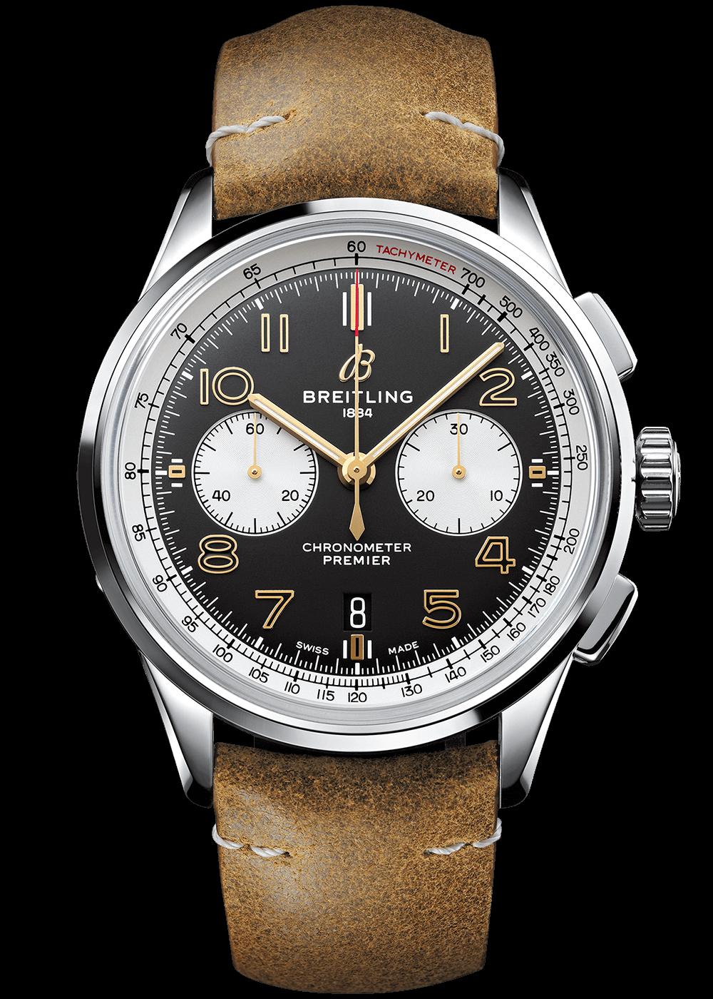 Breitling Prémier Chronograph Norton Edition Zurich
