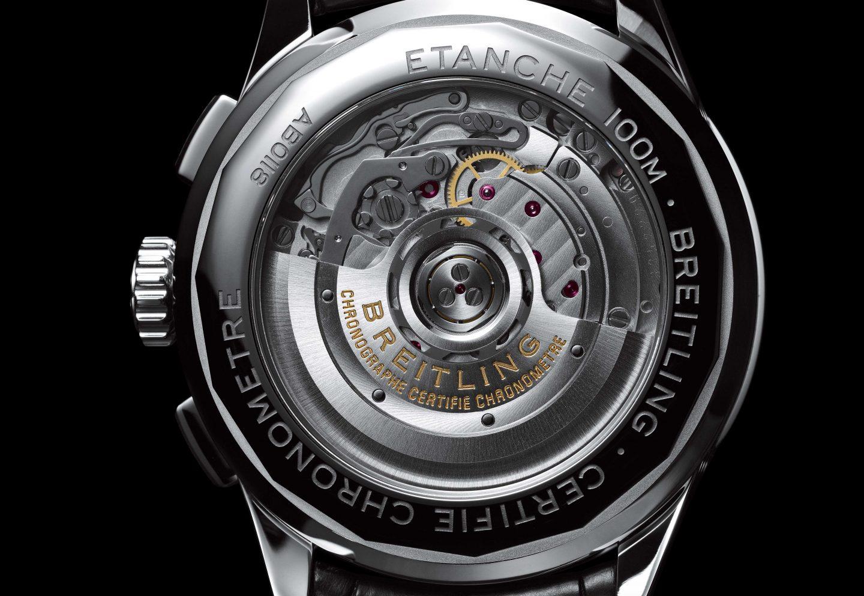 Breitling B01 Premier Chronograph 42
