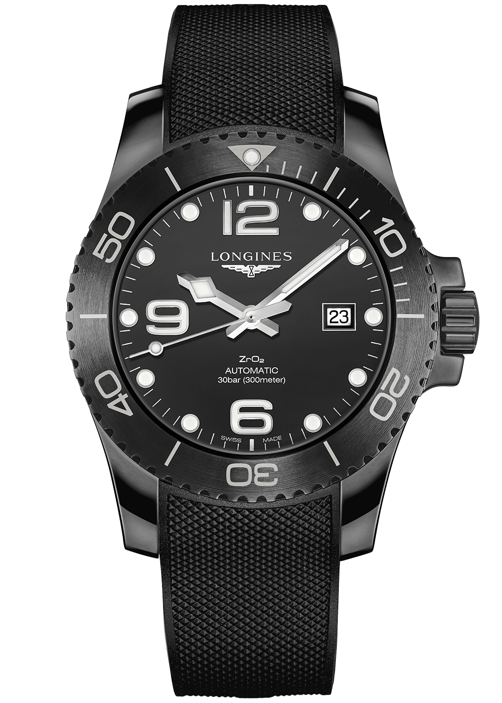 Longines HydroConquest Ceramic