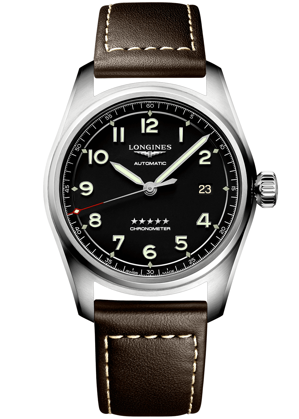 longines-spirit-automatic-black