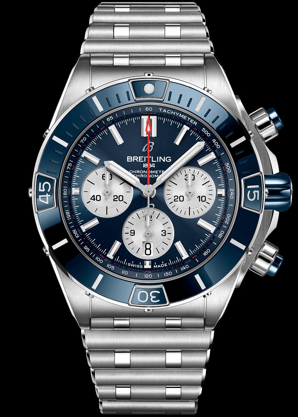 breitling-super-chronomat-44-blue
