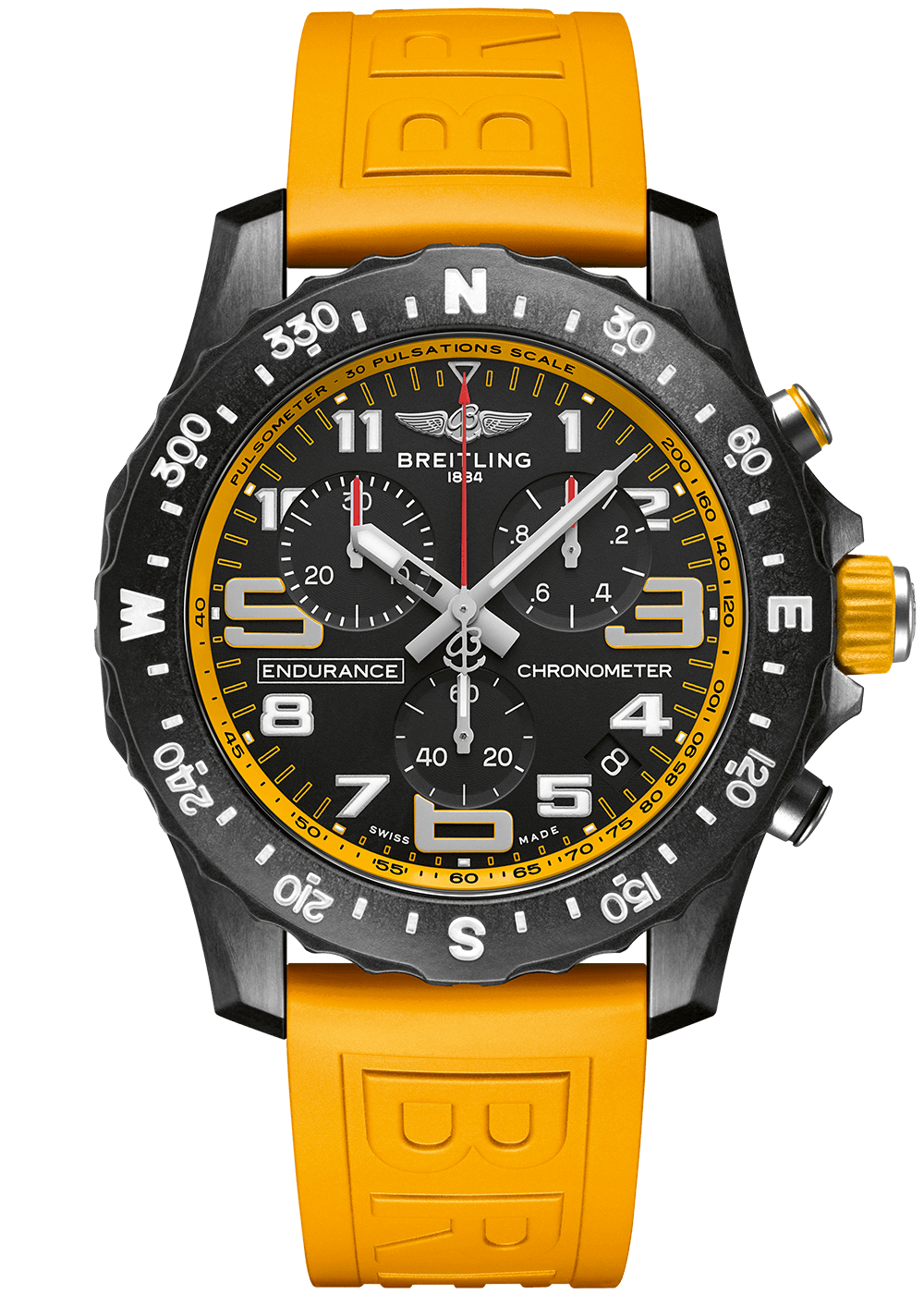 breitling-endurance-pro-yellow