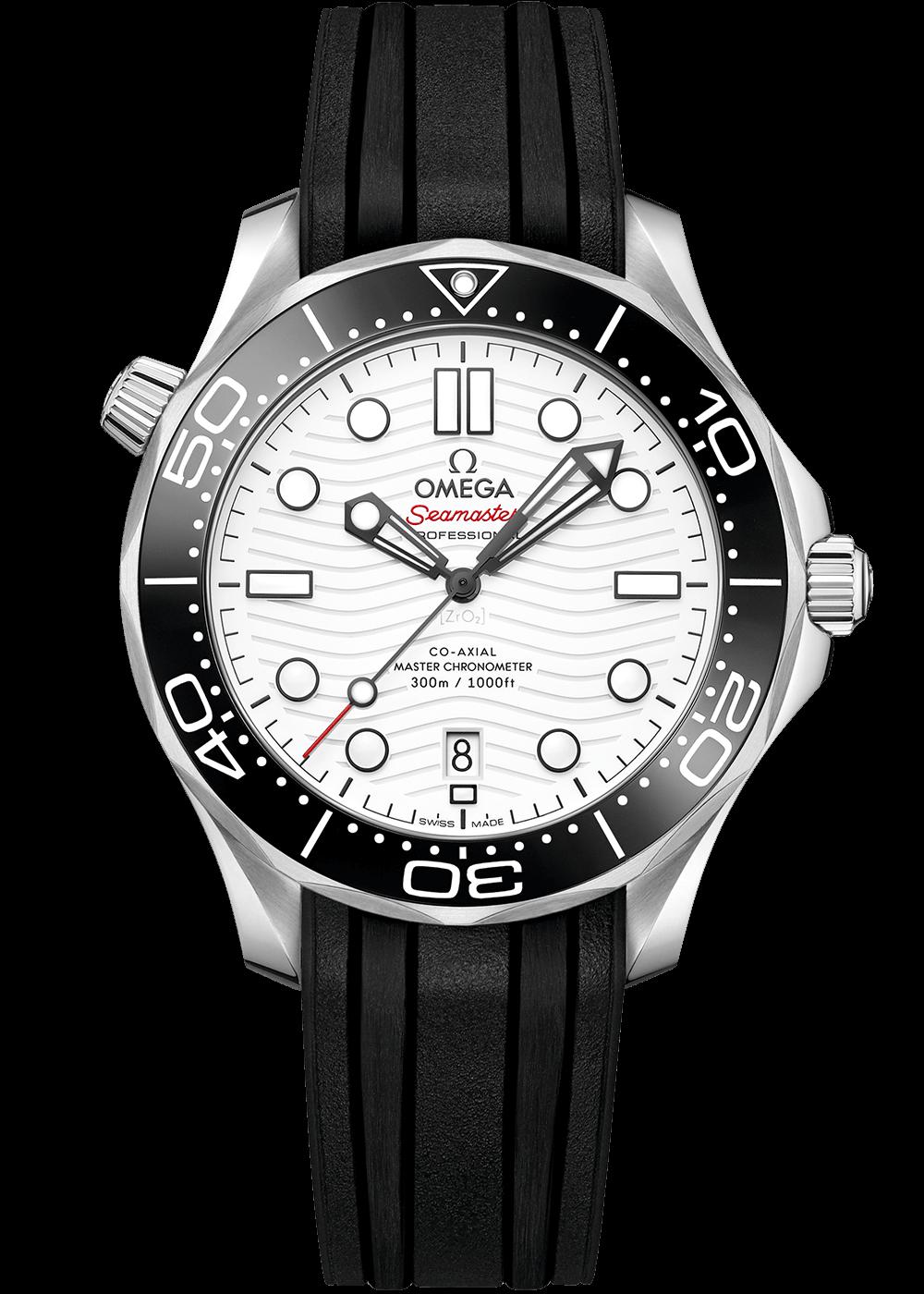 Omega Seamster Diver 300M Galli