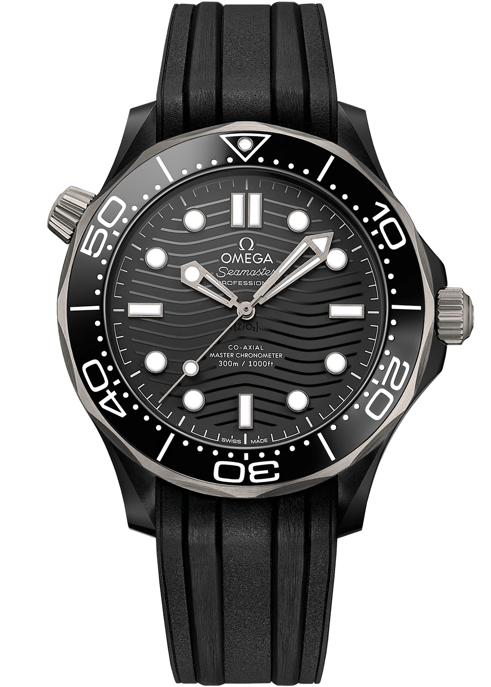 Omega Seamaster Diver 300m Ceramic