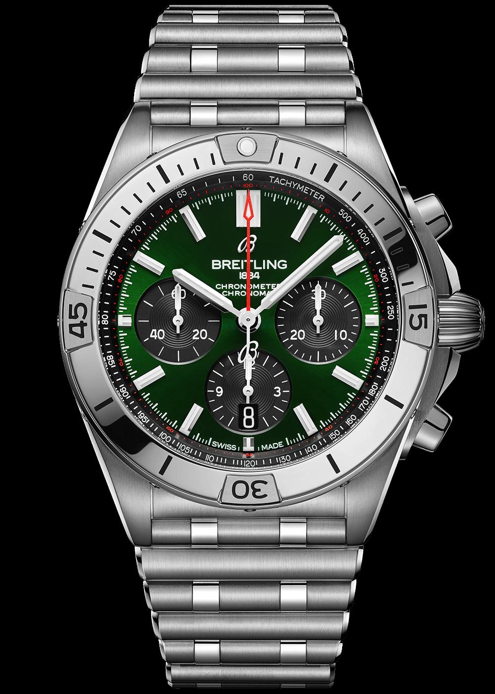 breitling-chronomat-b01-42-green