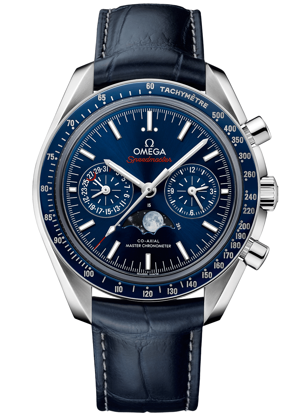 Omega Speedmaster Moonphase Galli Zürich