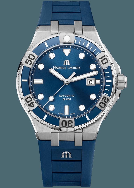 Maurice Lacroix Venturer Automatic blue Galli Zürich