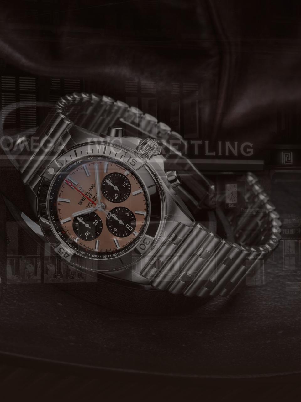 breitling-chronomat-copper-slider