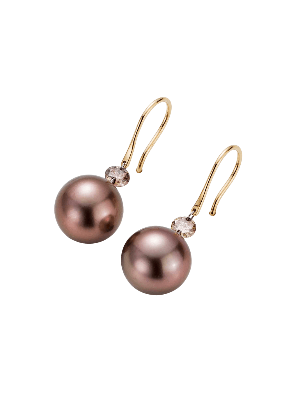 Gellner Perlen Ohrringe
