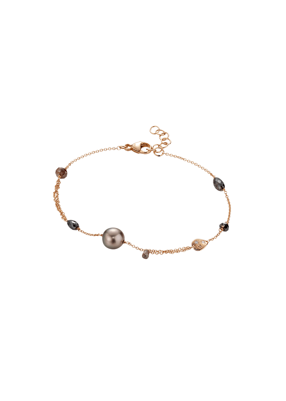 Gellner Perlen Armkette