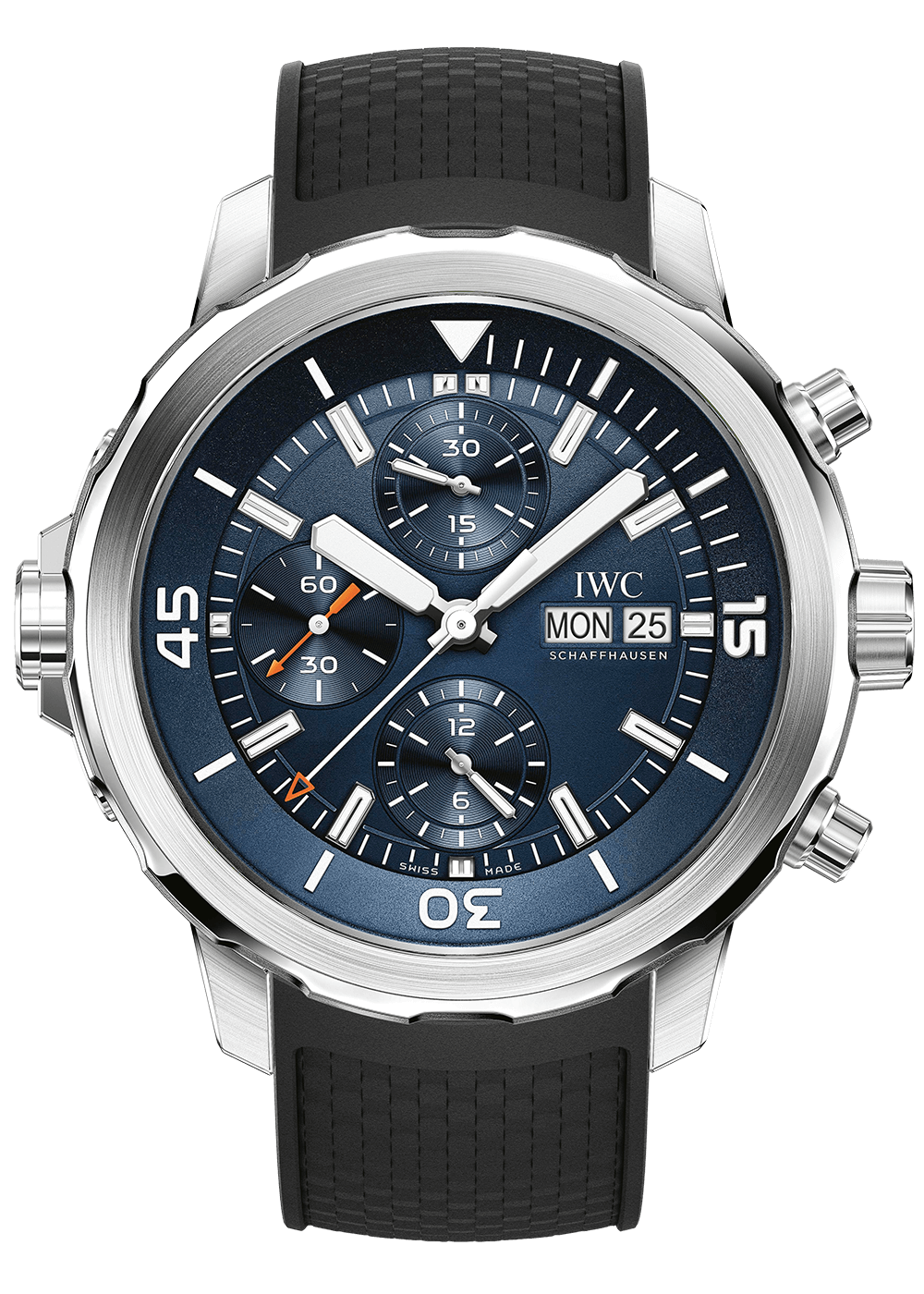 IWC Aquatimer Chronograph Edition Custeau Galli Zürich