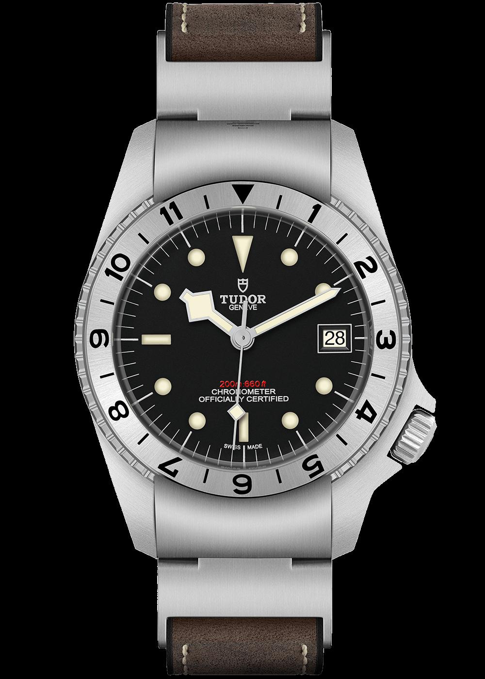 Black Bay P01 Galli Zurich Armbanduhr