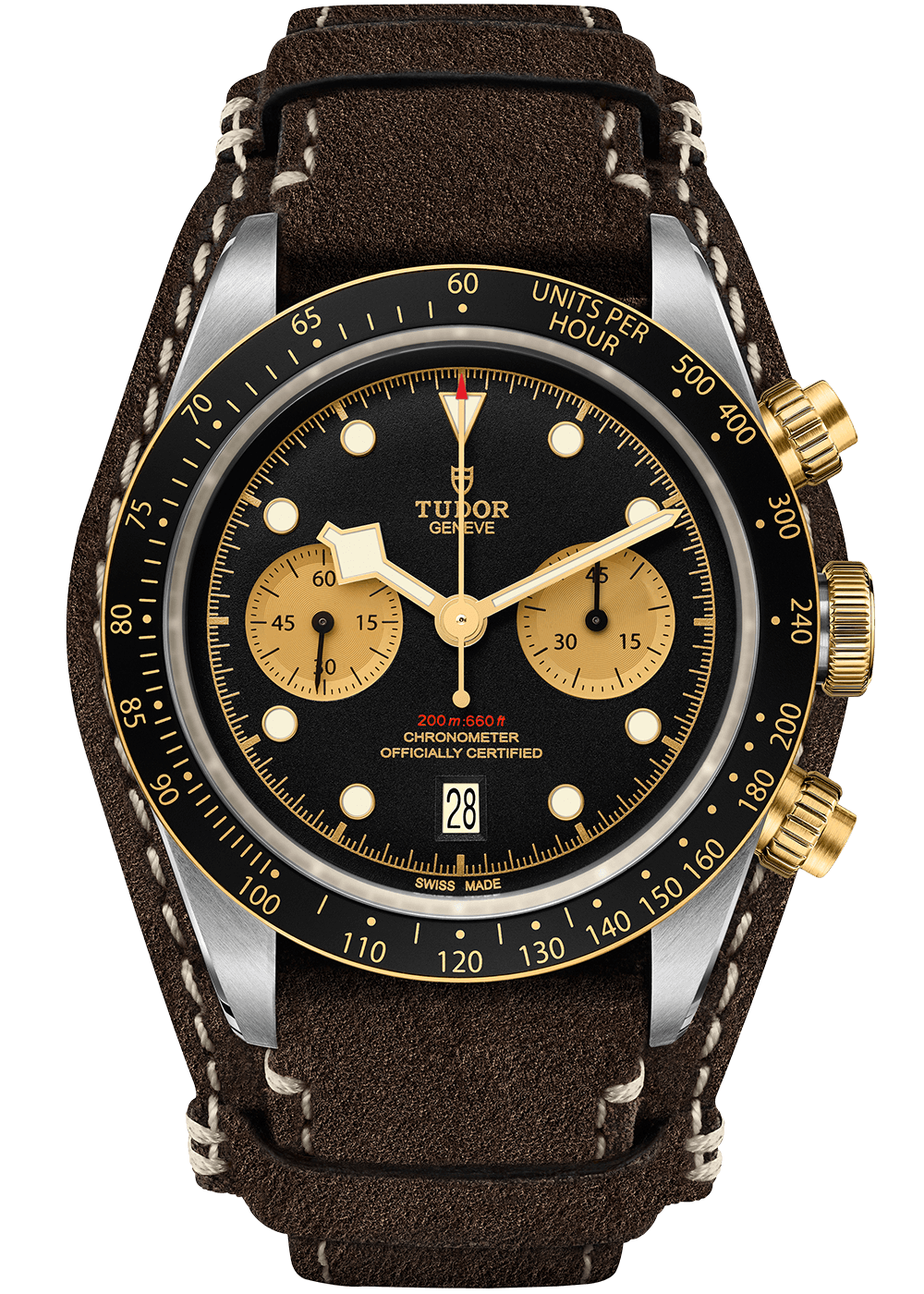 Black Bay Chrono S&G Galli