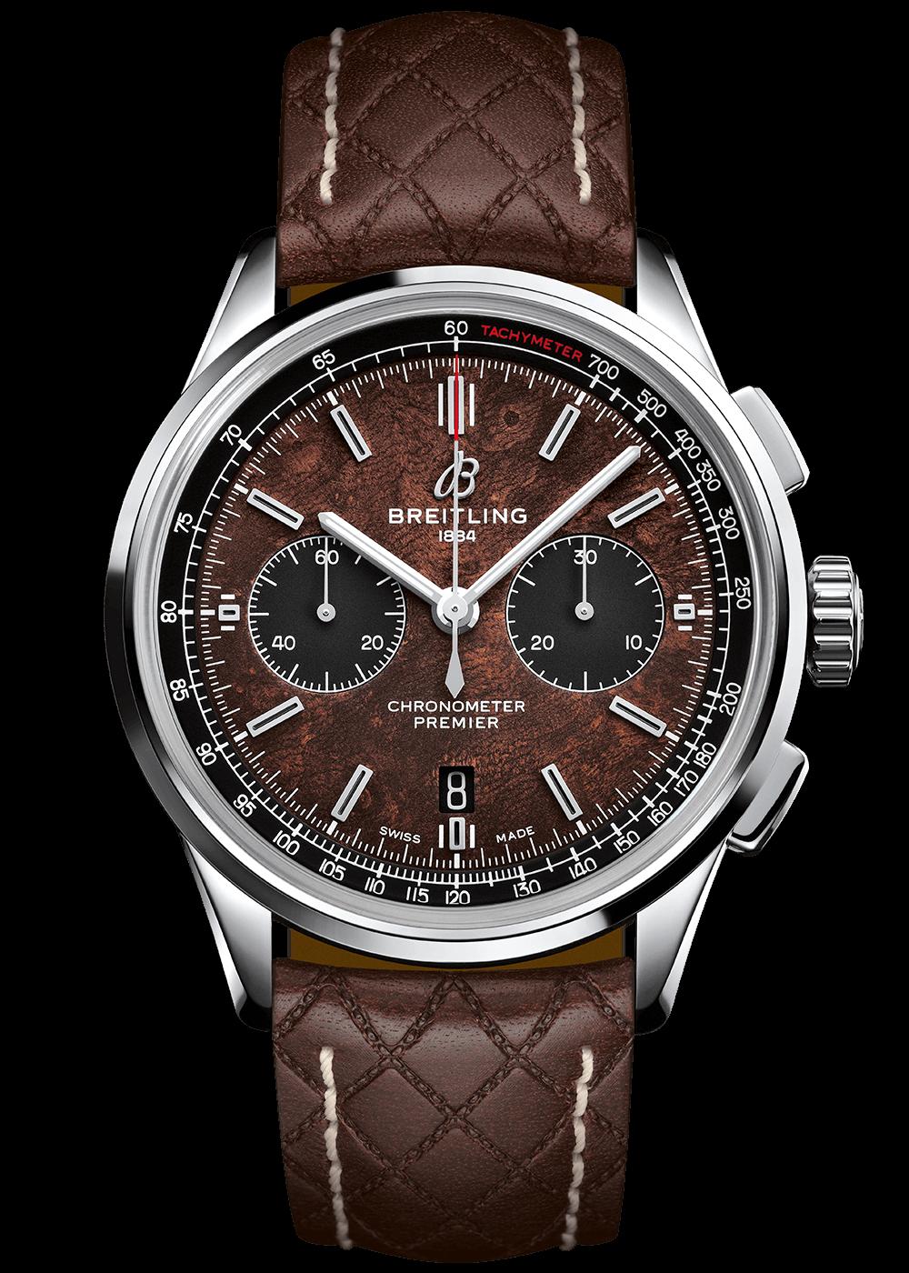 Breitling Premier Chronograph Bentley Galli Zürich