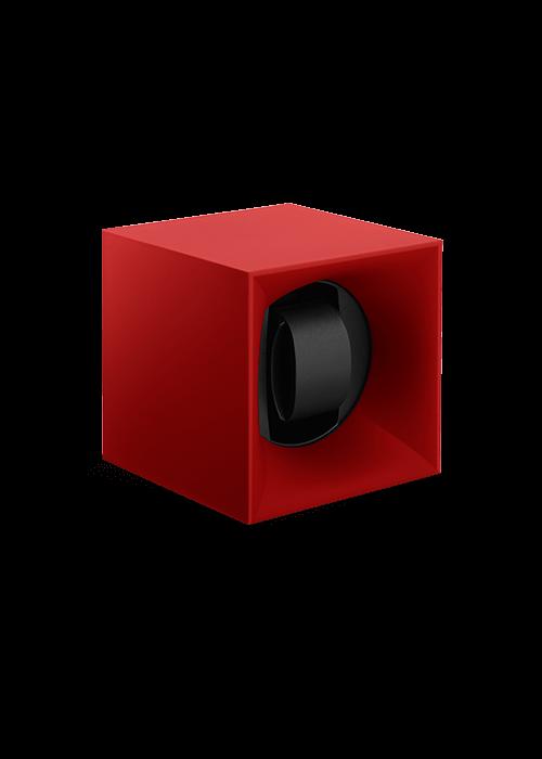 Swisskubik Uhrenbeweger rot Zuerich