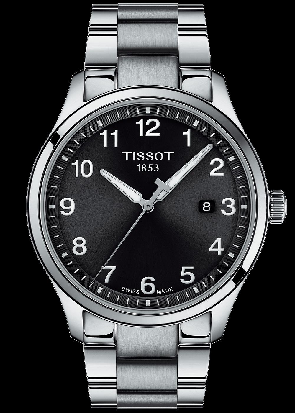 Tissot Gent XL Classic Black