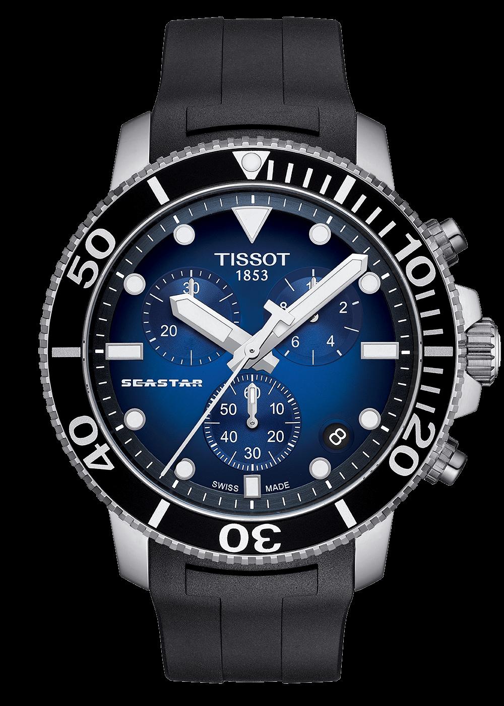 Tissot Seastar 1000 Chronograph Zurich