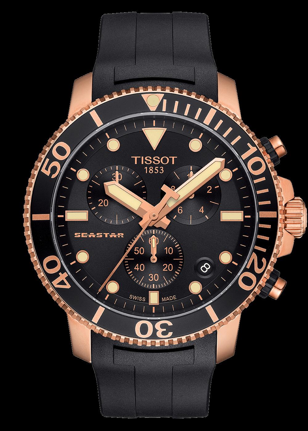 Tissot Seastar 1000 Chronograph Galli Zurich