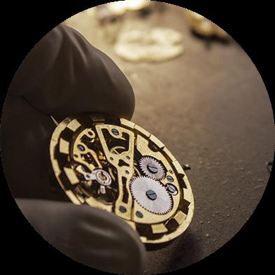 Uhrenreparatur und Uhrenpflege in Zürich