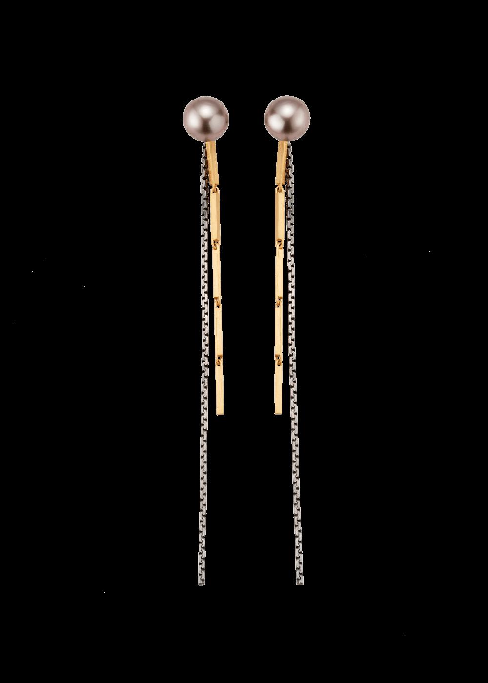 Gellner Ohrschmuck mit Perlen