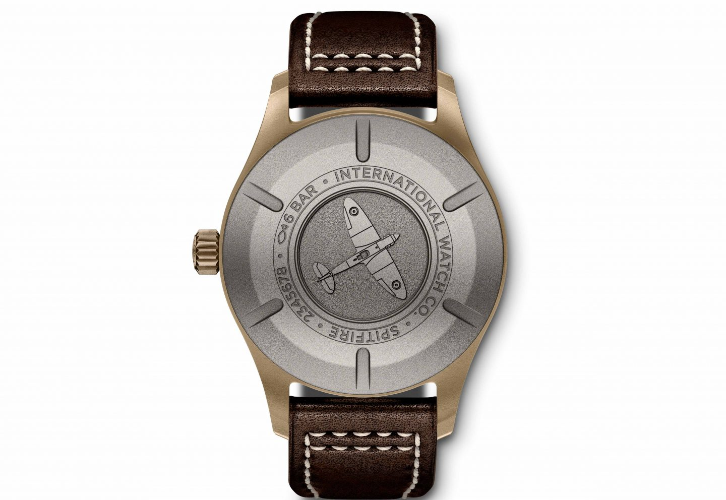 Spitfire Automatic Bronze Back