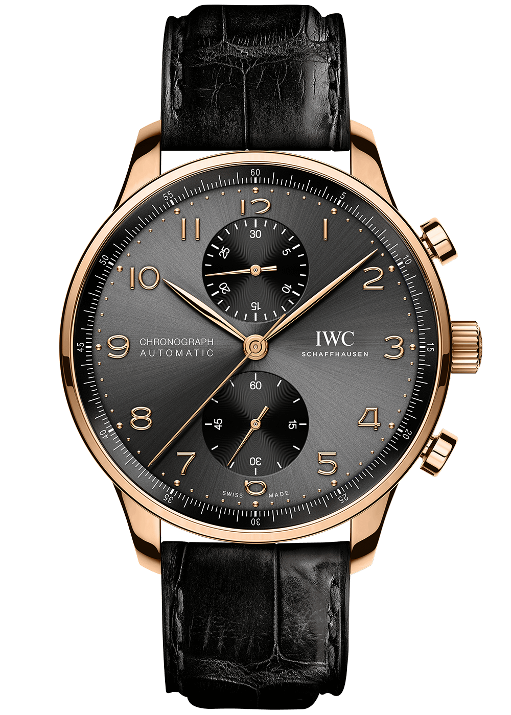 iwc-portugieser-chronograph-rotgold-anthrazit