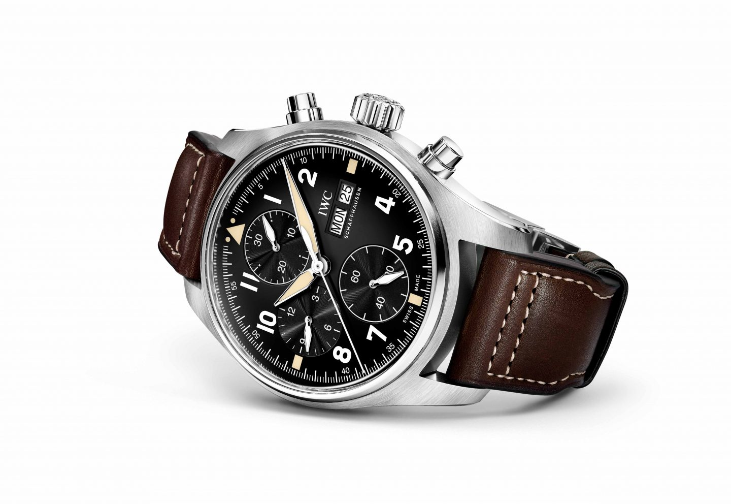 IW387901-Spitfire-Leatherstrap