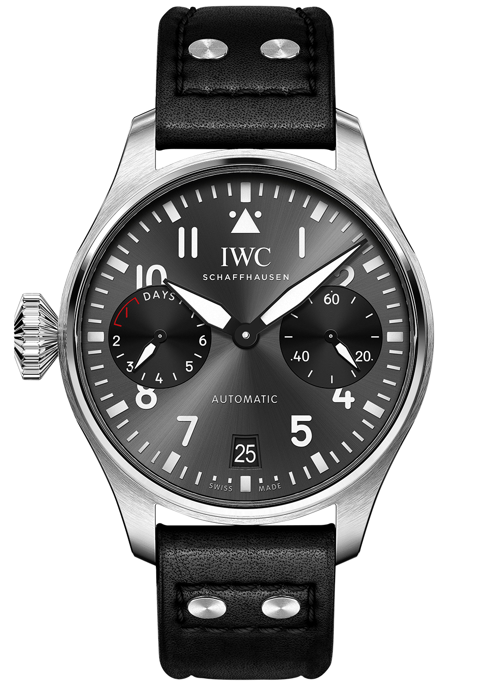IWC Big Pilot Left Handed Zürich