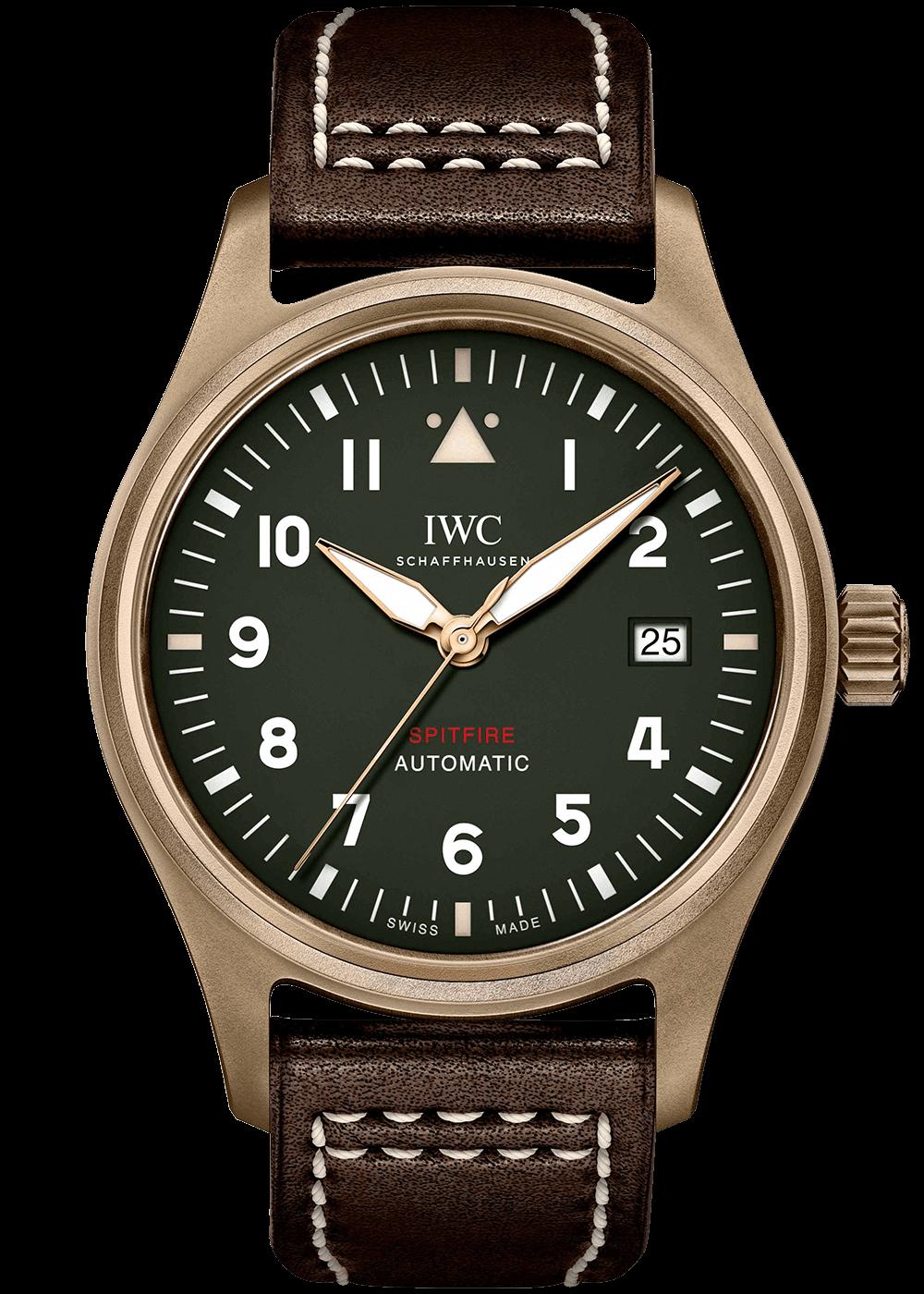 IWC Pilot SpitFire Automatic Bronze
