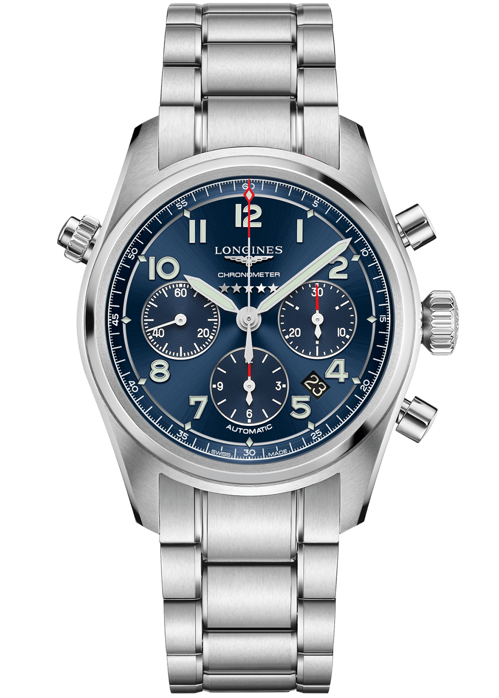 longines-spirit-chronograph-black