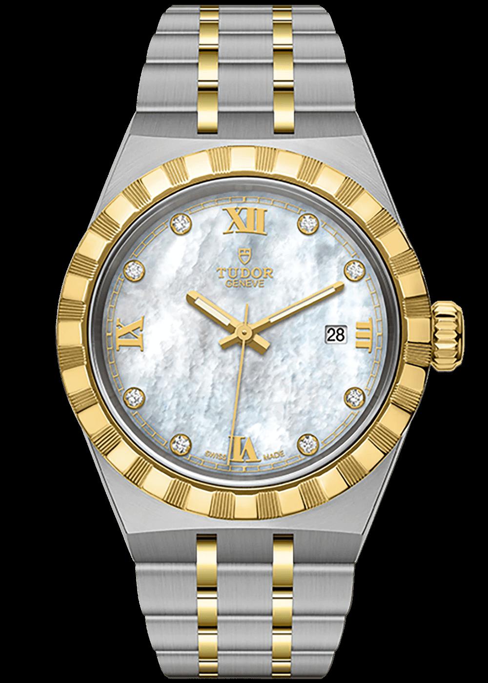 tudor-date-28-steel-gold